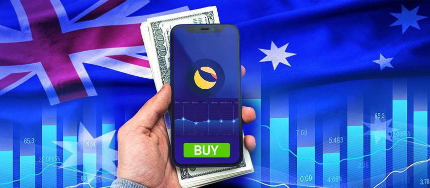 How to Buy Terra in Australia