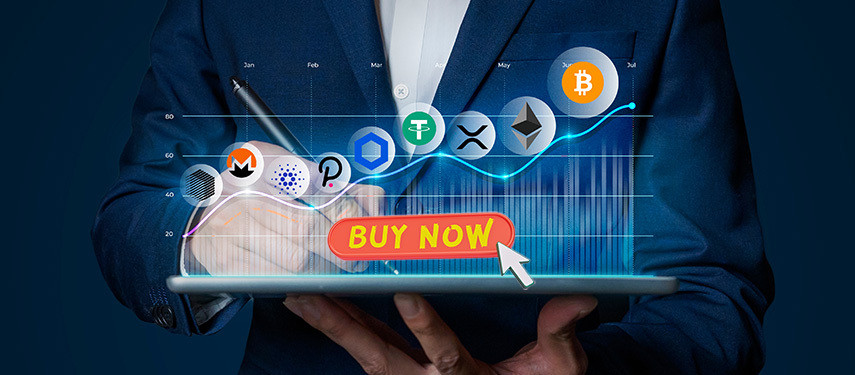 7 Cryptocurrencies To Buy Now With £5000