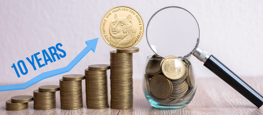 What Will Dogecoin Be Worth in 10 Years?