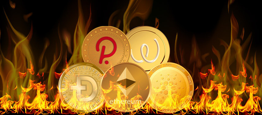 5 Hot Cryptocurrencies to Invest in Today