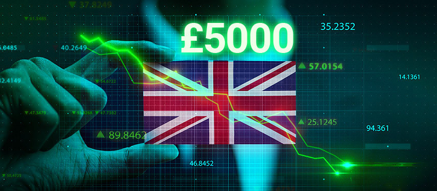 7 UK Shares To Buy Now With £5,000