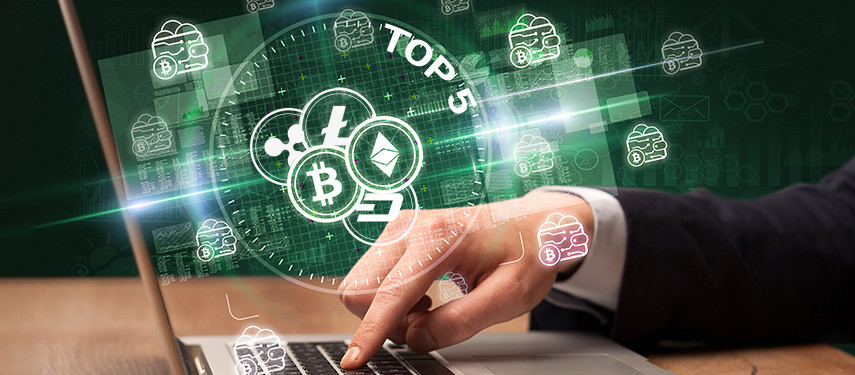5 Top Cryptocurrencies with Strong Buy Ratings