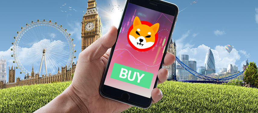 How to Buy Shiba Inu Coin in the UK