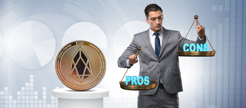 Pros and Cons of Investing in EOS, Will It Be a Millionaire Maker?