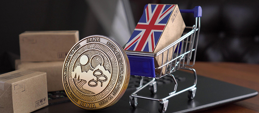 How to Buy Decentraland in the UK