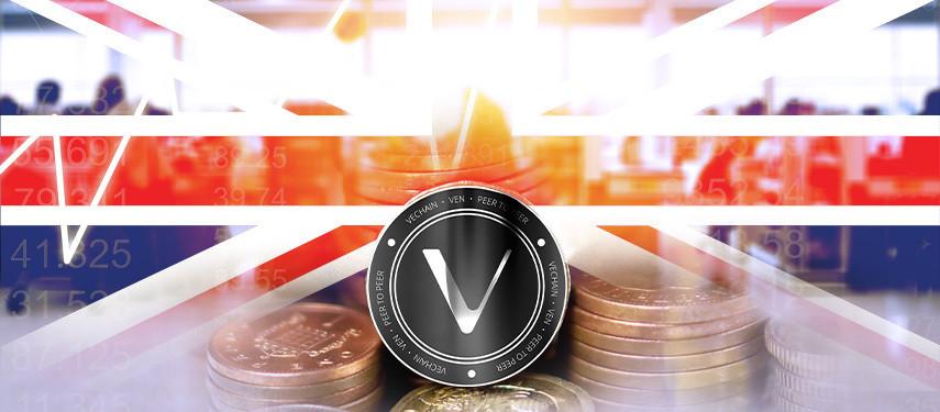 How to Buy VeChain in the UK