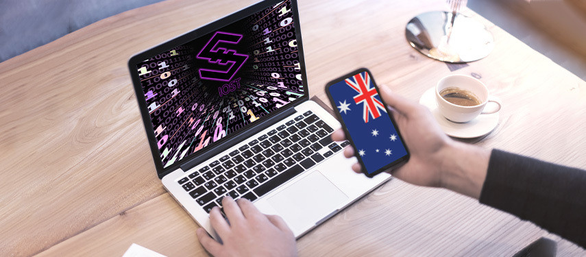 How to Buy IOST in Australia