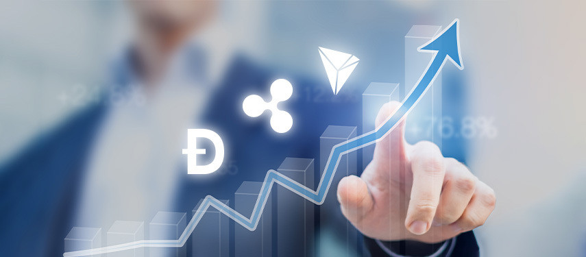 Three Cryptocurrencies That Will Make You Richer in October and Beyond