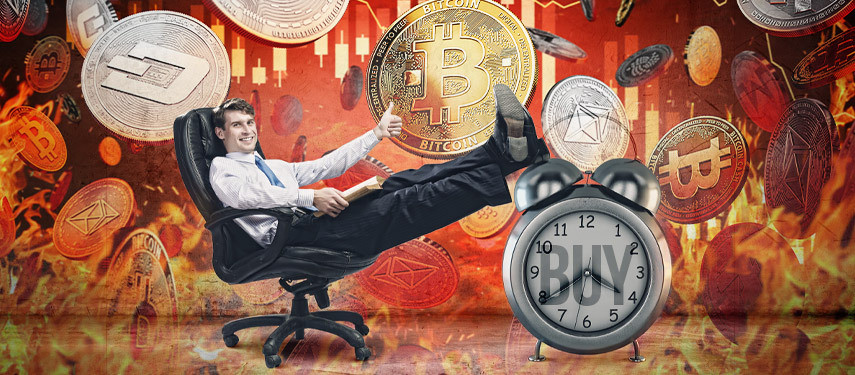 Crypto Is Crashing: Is Now the Time to Invest?