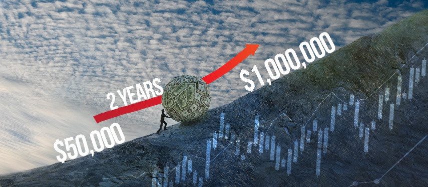 7 Investments That Turned $50,000 Into $1 Million (or More) in 2 Years