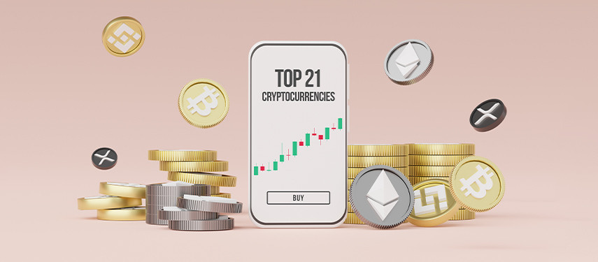 The Top 21 Cryptocurrencies to Buy in 2021