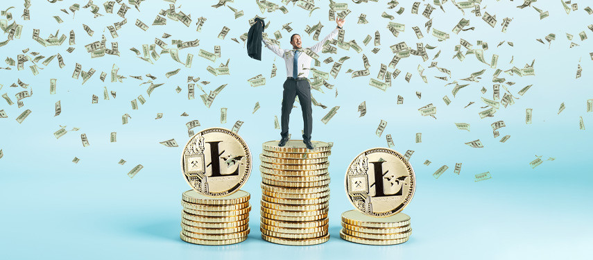 Will Litecoin Make Me Rich in 10 Years?