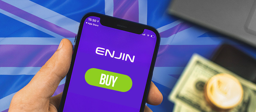 How to buy Enjin Coin in the UK