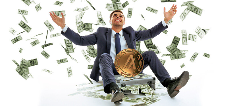 Will Algorand Make Me Rich in 10 Years?
