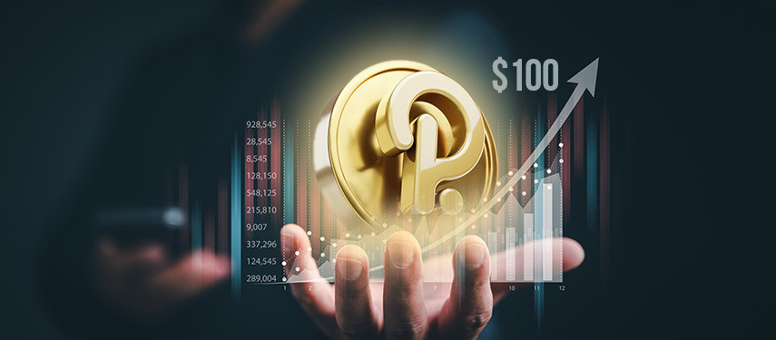 Is Polkdot (DOT) Expected to Reach $100 or More in the Next 5 Years?