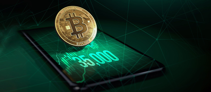 Buy Bitcoin At $35k; Buy Some More If It Falls Further