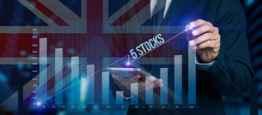 5 UK Growth Stocks To Buy Today