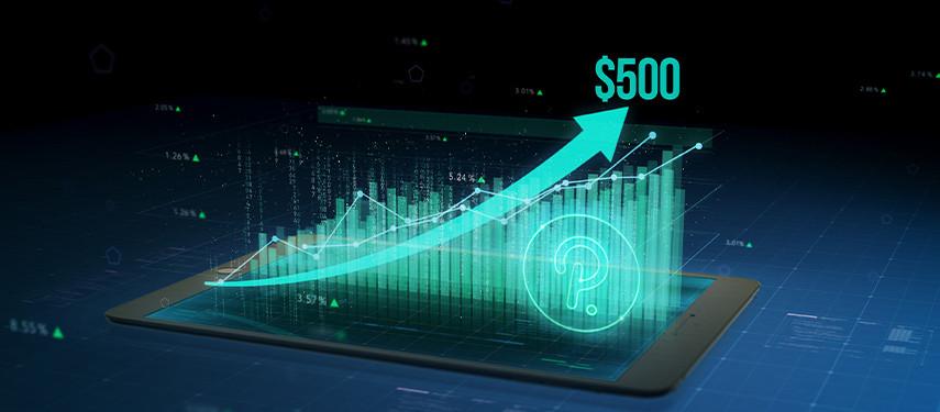 Polkadot (DOT) Forecast: Will Polkadot Reach $500?