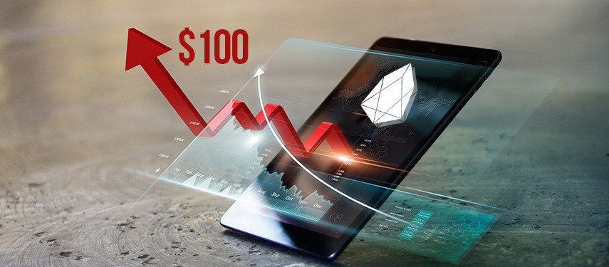 Is EOS Expected to Reach $100 or More in the Next 5 Years?