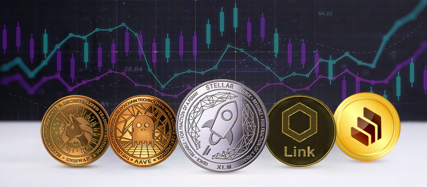 5 Top Cryptocurrencies to Buy in October