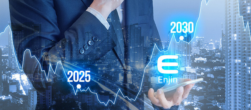 Enjin Price Prediction for 2025 and 2030
