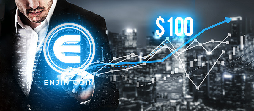Enjin Forecast: Will Enjin (ENJ) Reach $100?