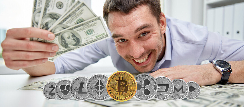 9 Cryptocurrencies That Could Make You A Millionaire