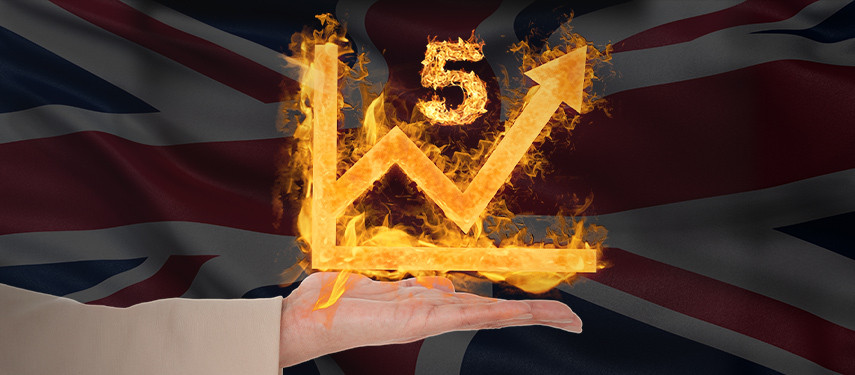 5 Explosive UK Shares To Buy Right Now