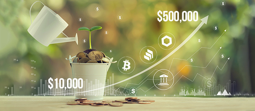 3 Cryptocurrencies That Turned $10,000 Into Over $500,000