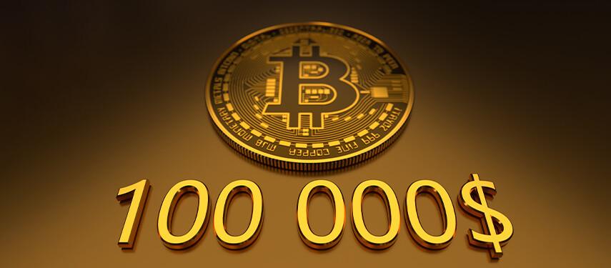 Will Bitcoin (BTC) Reach $100,000?