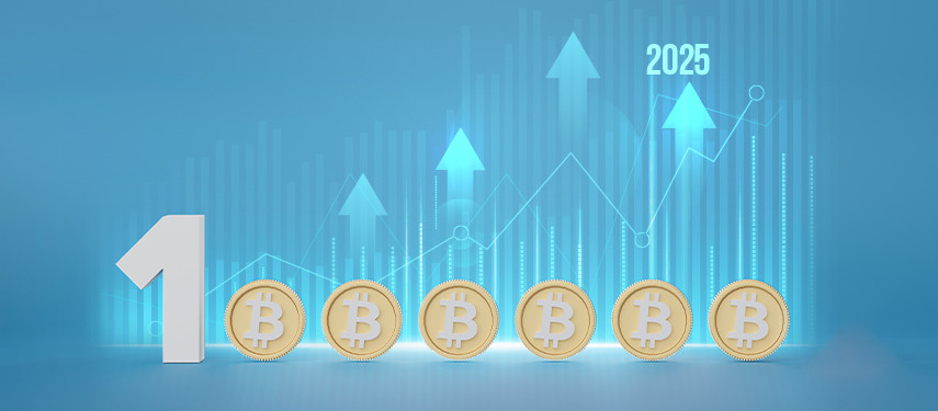 Bitcoin Could Hit $1 Million By 2025, Expert Predicts