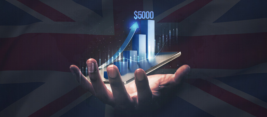 7 Top UK Stocks To Buy Now With £5000