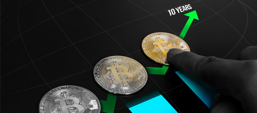 What Will Bitcoin (BTC) Be Worth In 10 Years?