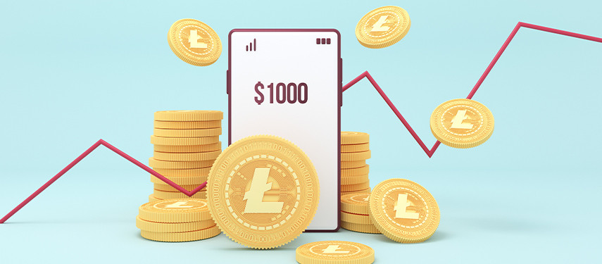 Can Litecoin Realize the Target of $1000 Any Time Soon?