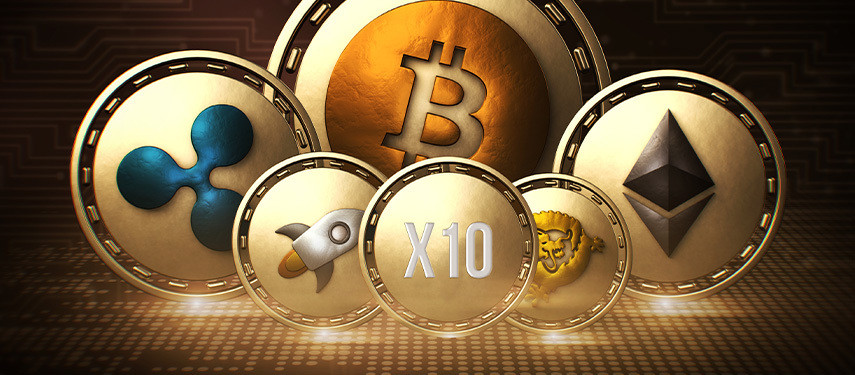 5 Beaten Down Cryptocurrencies With 10X Potential