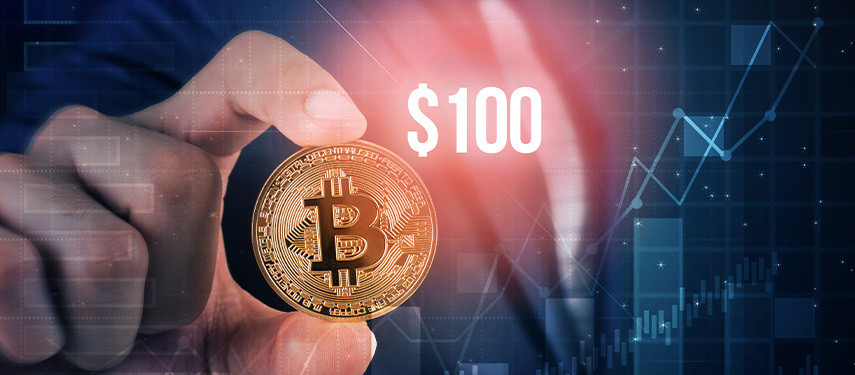 How to Trade Bitcoin With $100