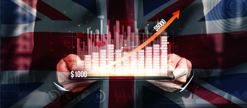 3 UK Stocks That Could Turn £1000 Into £5000 (Or More)