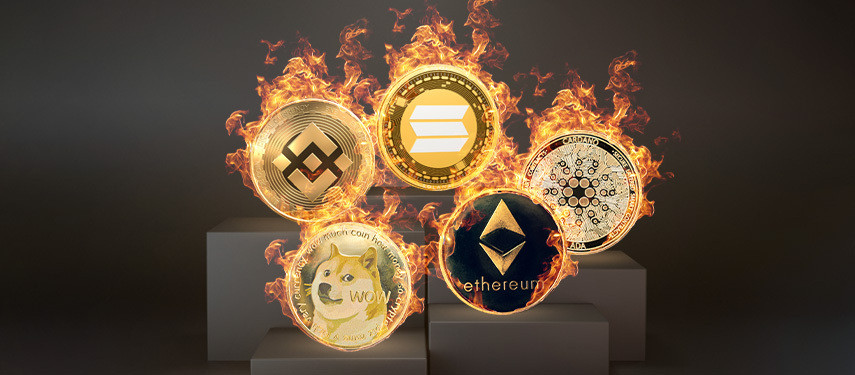 Which 5 Cryptocurrencies Are Going To Explode In 2022?
