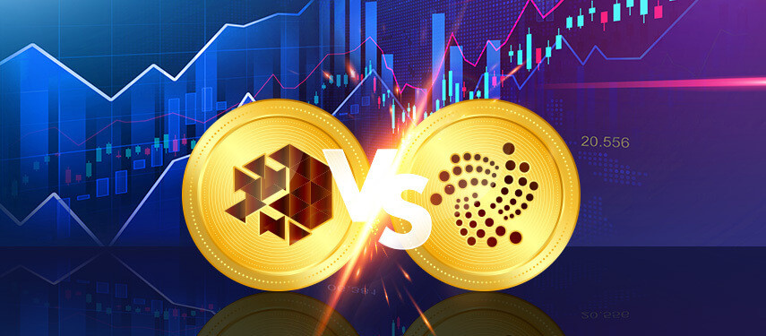 IoTeX vs. IOTA: Which Coin Should You Add To Your Portfolio Immediately?