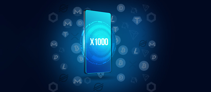 What Cryptocurrencies Have The Best Chance For 1000x?