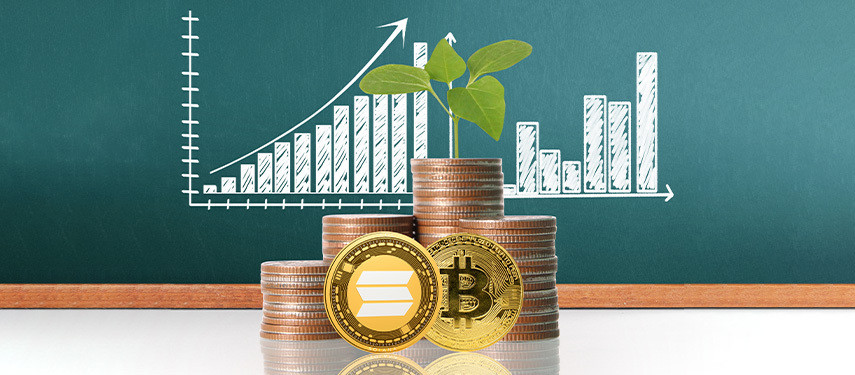 2 Top Growth Cryptocurrencies To Buy Right Now And Hold For The Long Term