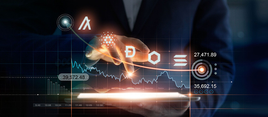 5 Growth Cryptocurrencies To Buy Hand Over Fist Right Now