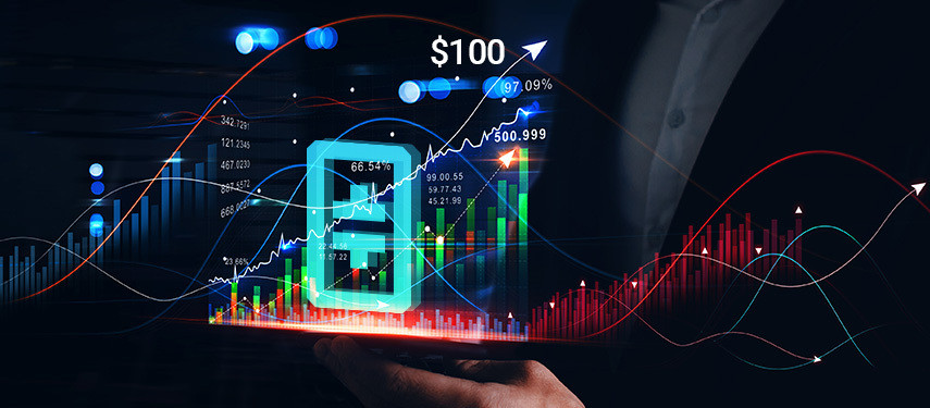 Is Theta Expected To Reach $100 Or More In The Next 5 Years?