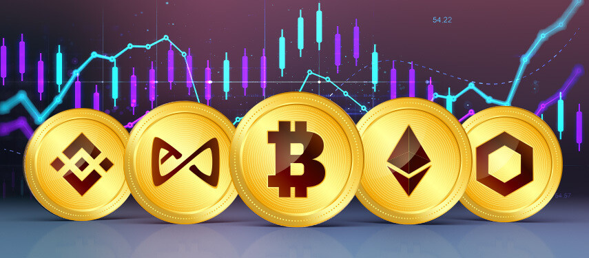 Buying These 5 Cryptocurrencies Could Be The Smartest Investing Move You Ever Make