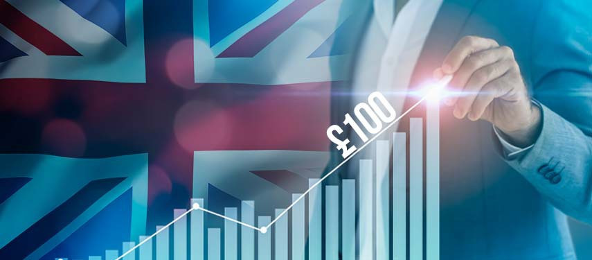3 Top UK Stocks To Invest £100 In Right Now