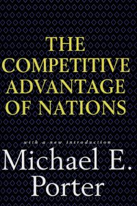 competitive strategy book michael porter