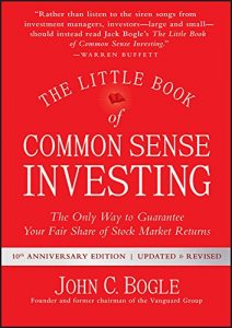 little book of common sense investing john bogle