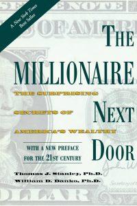 millionare next door book