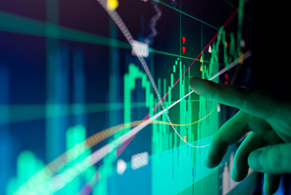 stocks price chart