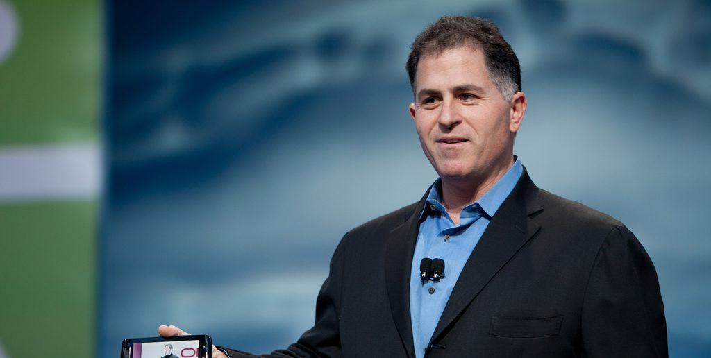 Michael Dell business vision